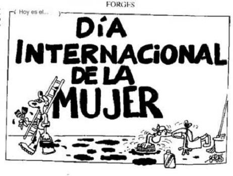 Día Internacional de la Mujer (Trabajadora)