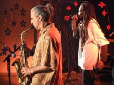 Xangó se plantó con Kumar y Perico Sambeat en el Jimmy Glass