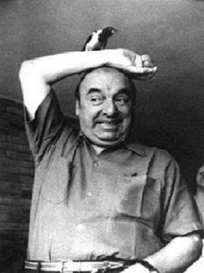 Oda a la crítica de Pablo Neruda