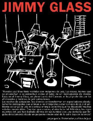 El club de jazz de Valencia Jimmy Glass está de Aniversario
