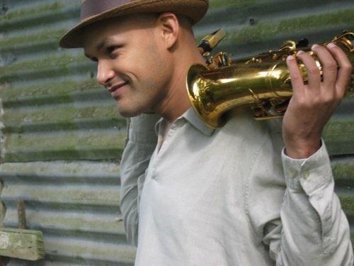 Miguel Zenon Quartet en el Jimmy Glass