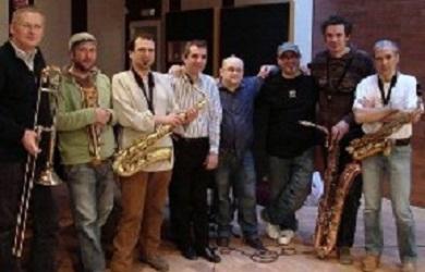 20 Aniversario conjunto de la Sedajazz y el Jimmy Glass
