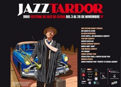 Jazz Tardor - 28º Festival de Jazz de Lleida (Catalunya)