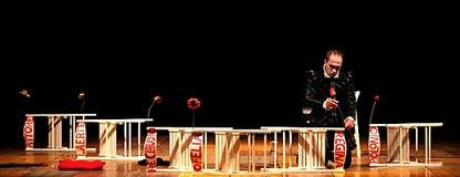 Michele Sinisi estrena Amleto en la Sala Carme Teatre (Valencia)