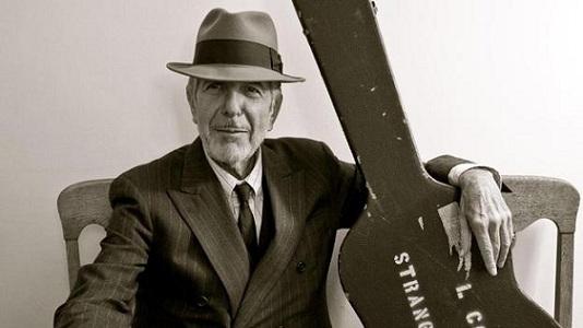 Leonard Cohen se aproxima con un nuevo disco: Old Ideas