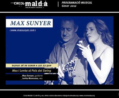 El Circol Maldà de Barcelona y sus Concerts de Dijous