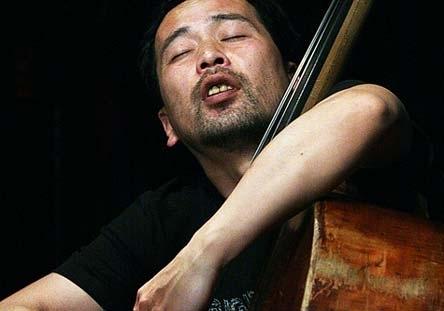 Masa Kamaguchi entrevistado en Bad Music Jazz y soleando