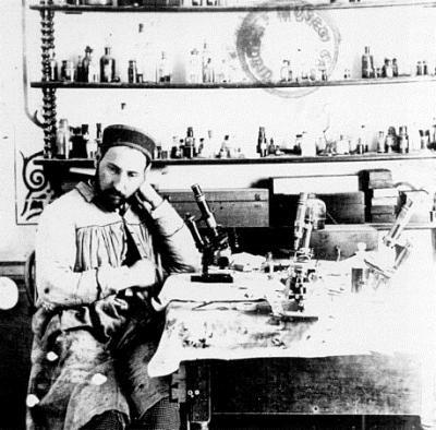 Santiago Ramón y Cajal es solo uno