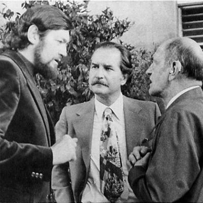 Carlos Fuentes rebrotó y se fué