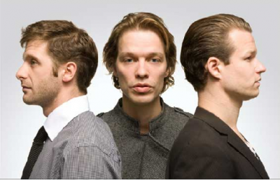 Phronesis Trío presenta su Walking Black en Jimmy Glass