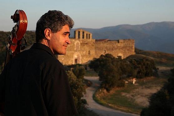 Renaud García-Fons un contrabajista...  genial