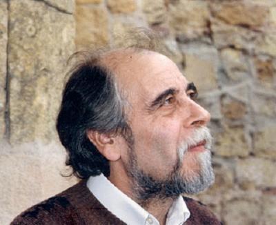 Jose Luis Parra viejo poeta ya ausente