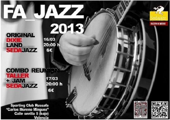 ¡¡¡Valencia en Fa Jazz!!!