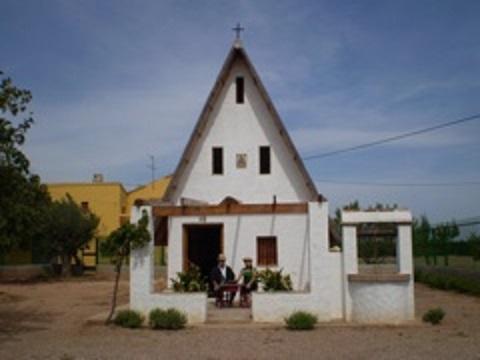 Barraca Toni Montoliu: Huerta, paella y milagro