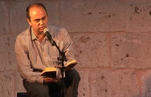El poeta Fermín Herrero recibe el Premio Poesía Jaime Gil de Biedma 2014
